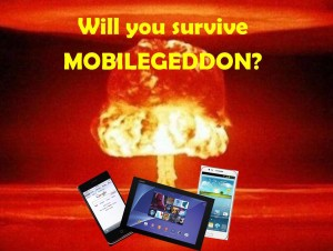 Will your website survive mobilegeddon? Contact SCD Consulting Services for help!